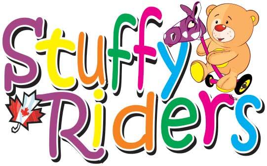 stuffy riders logo