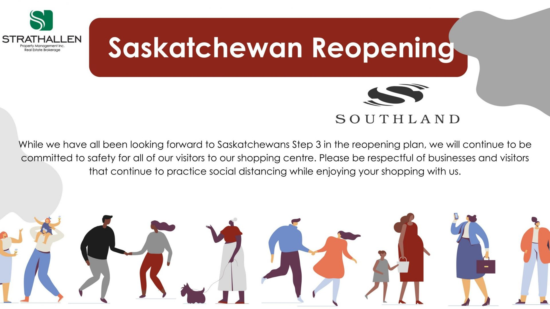 Southland Reopening
